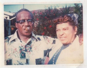 My paternal grandparents, Oswald (Jack Oscar) Sewell and Lois elaine Rogers Sewell