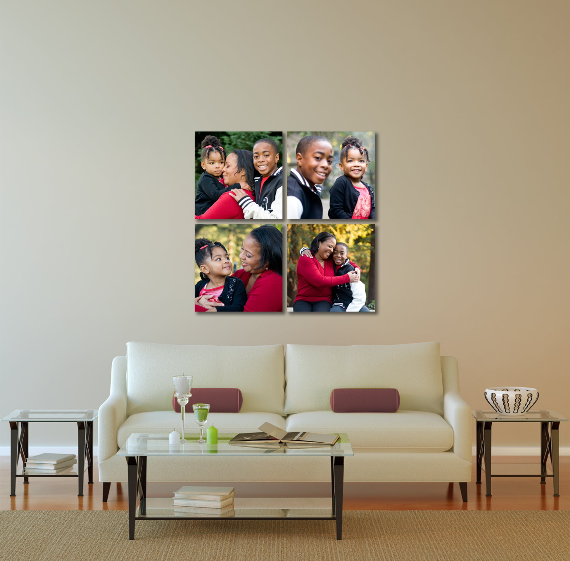 New custom photography products who is nicka smith Canvas prints for living room