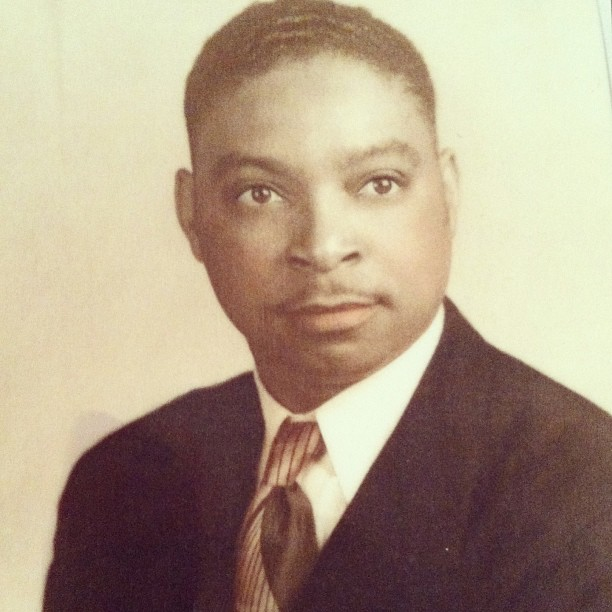 my maternal grandfather, Paul J. Taylor