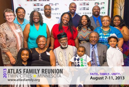 2013 Atlas Family Reunion