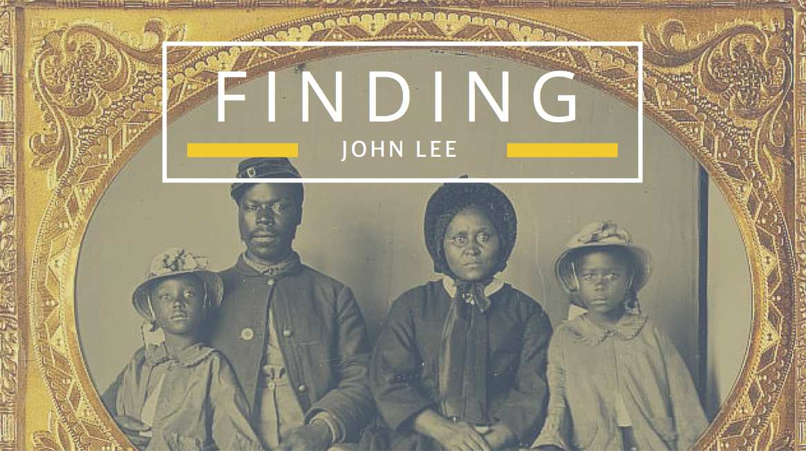 Finding John Lee - Part 3
