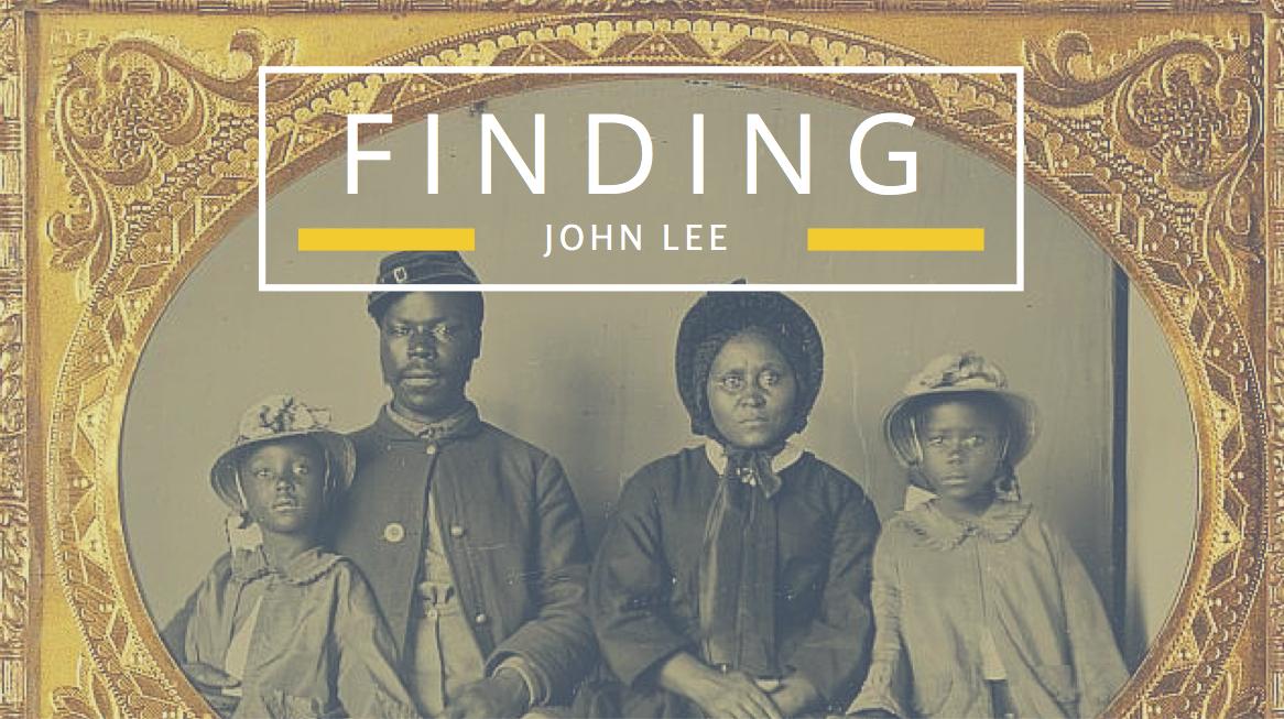 Finding John Lee - Part 3