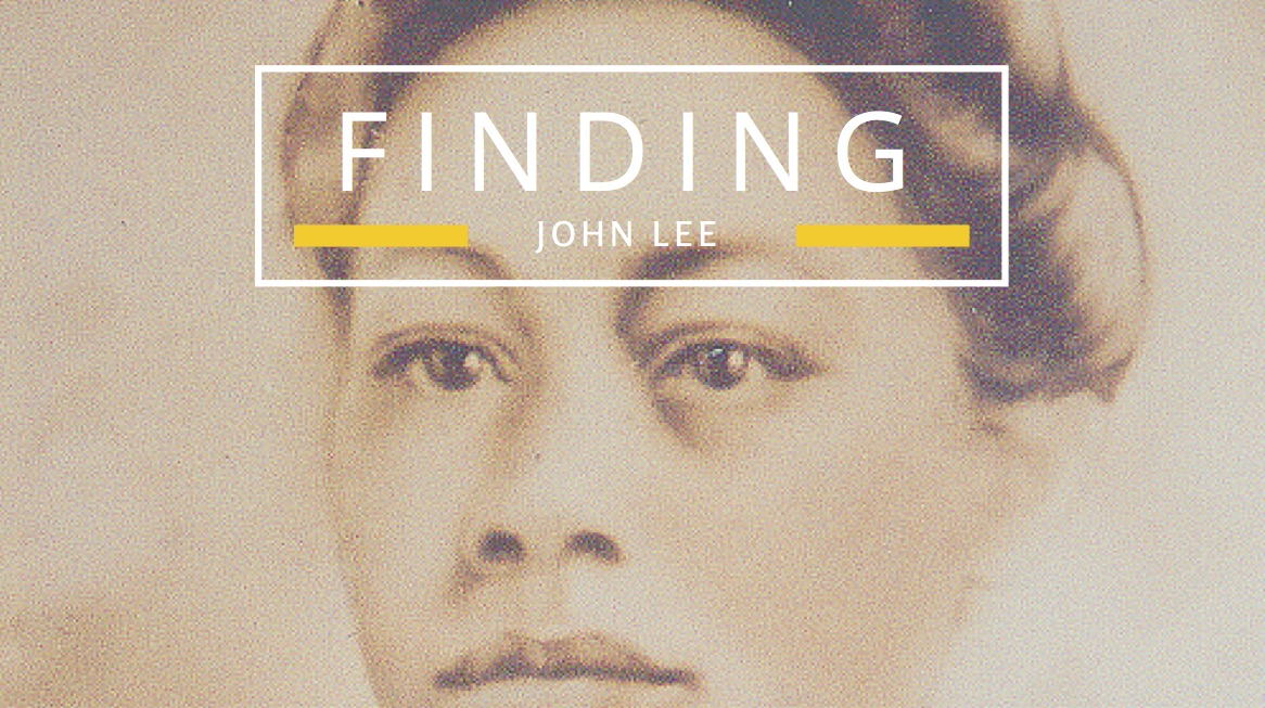 Finding John Lee - Part One