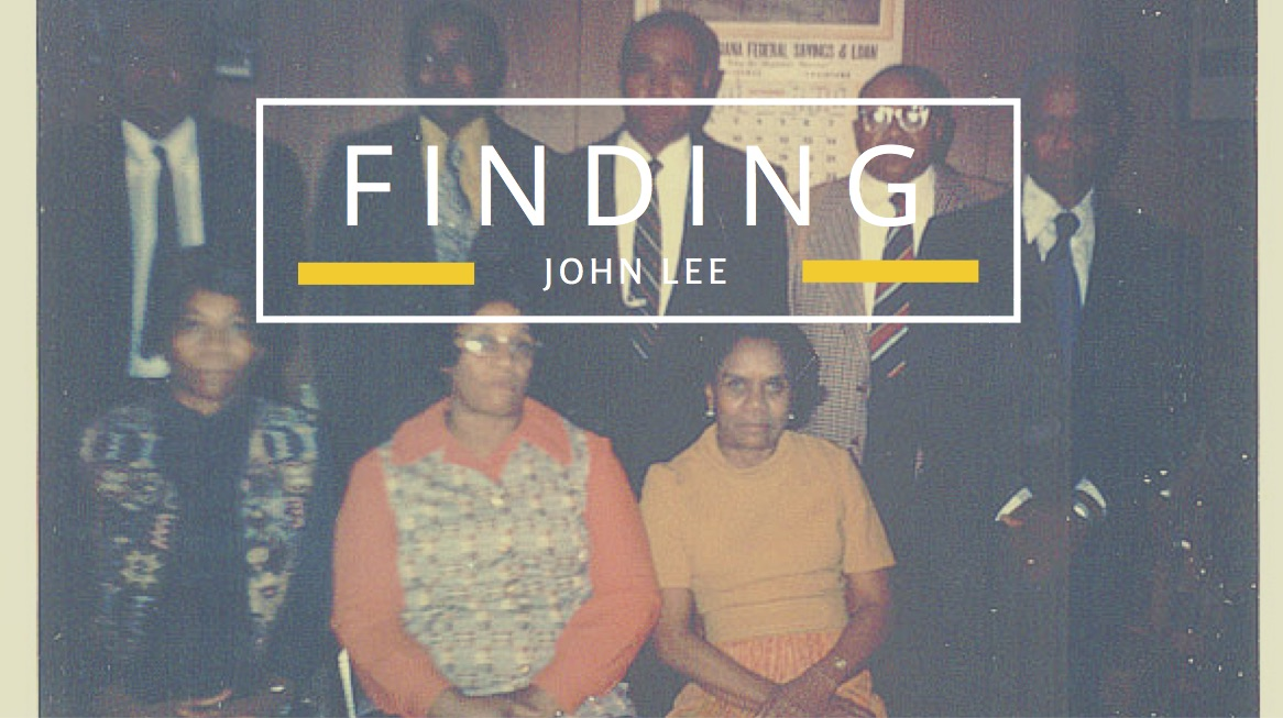 Finding John Lee - Part Two