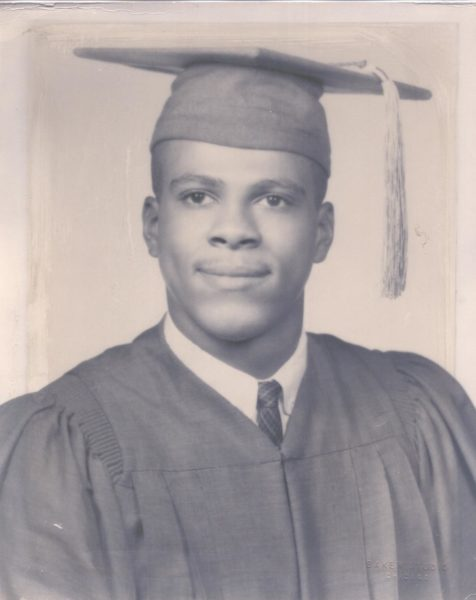 My father, Jackie Darwin Sewell, 1937-2001. He was a graduate of DuSable High School in Chicago, IL.